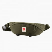 【Fjallraven北極狐】Ulvo Hip Pack Large腰包-月桂綠625(FR23166)